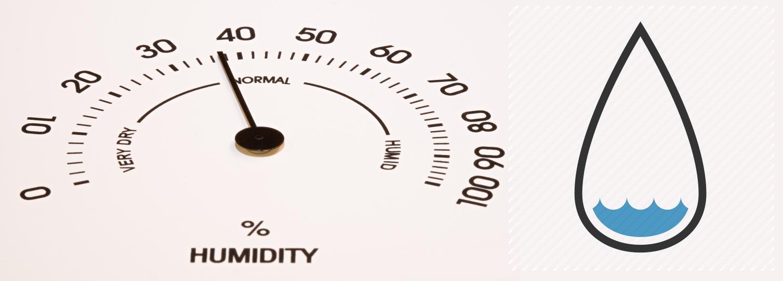 utrzymuj prawidłową wilgotność w celu zwiększenia terpenów w marihuanie
