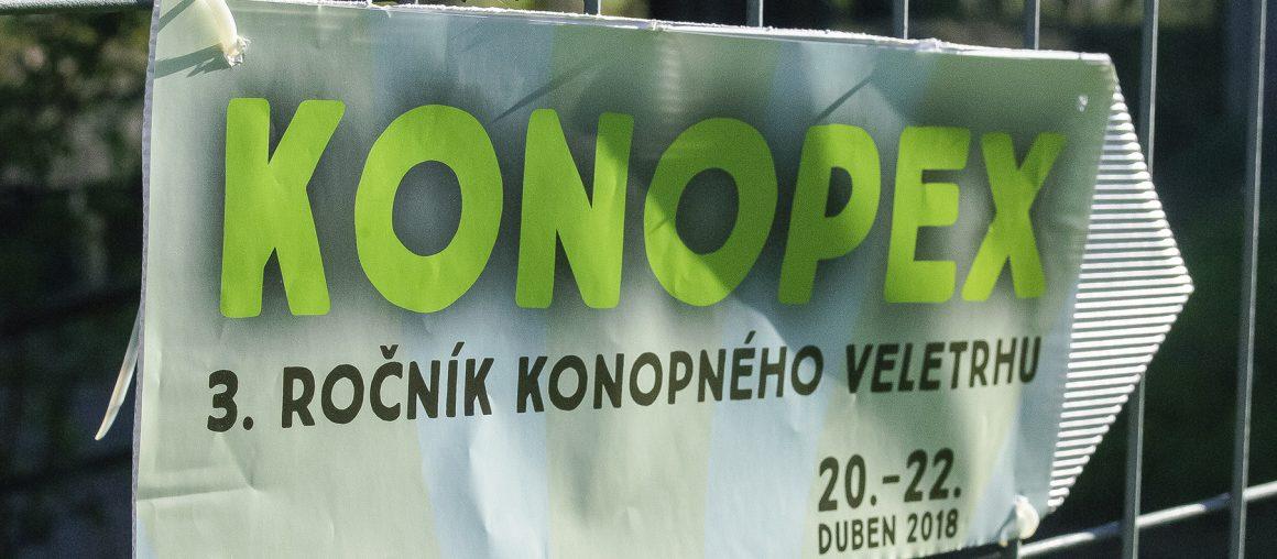 KONOPEX 2018 - fotorelacja