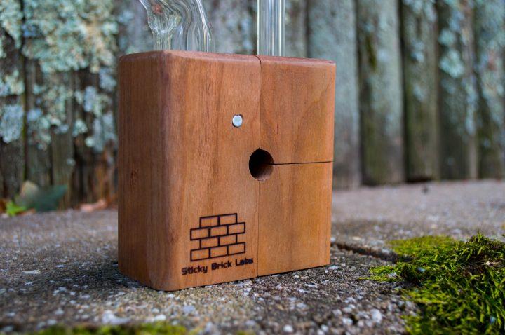 sticky brick original waporyzator