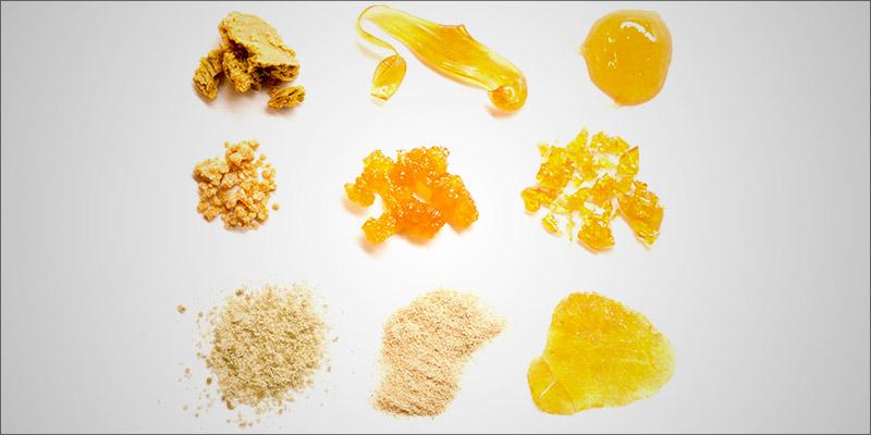 co oznacza liczba 710 marihuana dab wax shatter