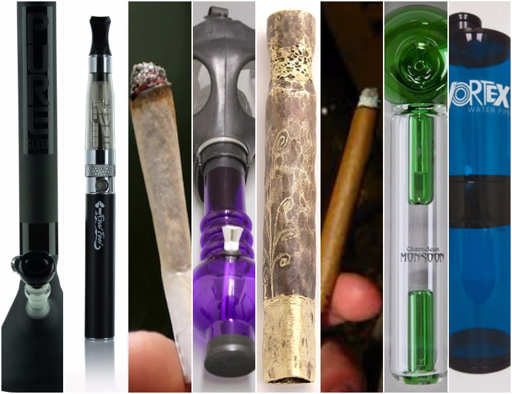 Wpływ palenia marihuany na płuca a metody jej przyjmowania