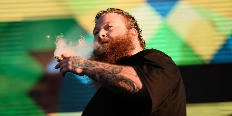 Action Bronson aresztowany w Kosowie za palenie jointa na koncercie