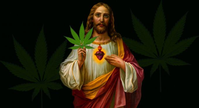 Jezus, Religia i Marihuana