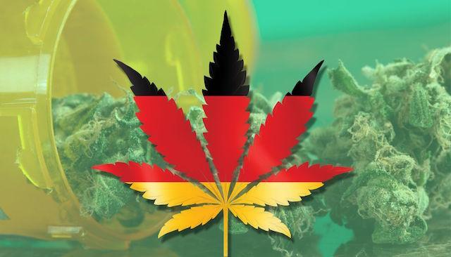 Niemcy proszą Holandię o zwiększenie dostaw marihuany