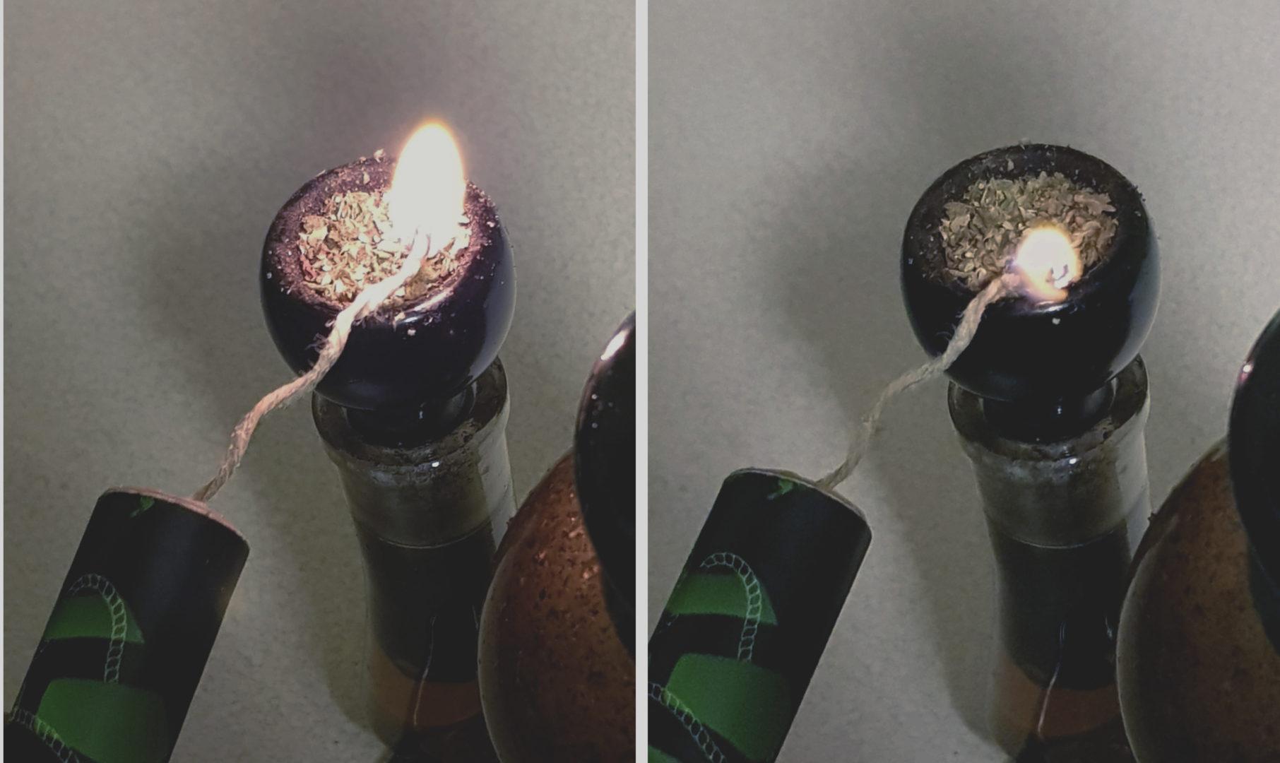 Knot konopny twoj przyjaciel w rozpalaniu trawki