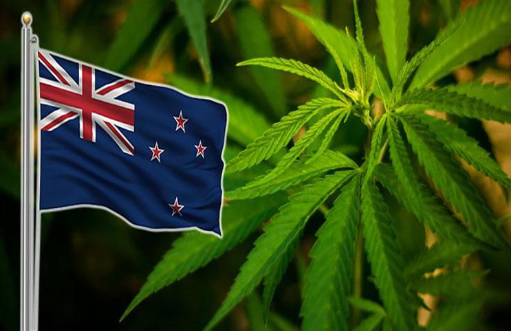 Obywatele Nowej Zelandii popierają legalizację