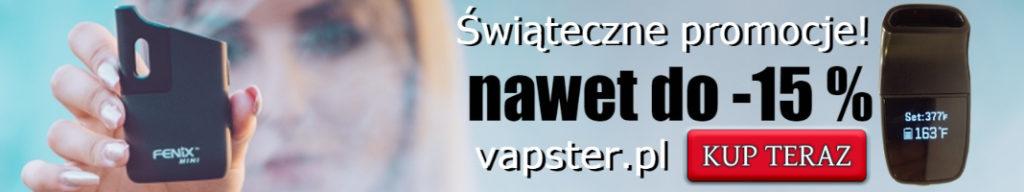 waporyzatory, vaporizery