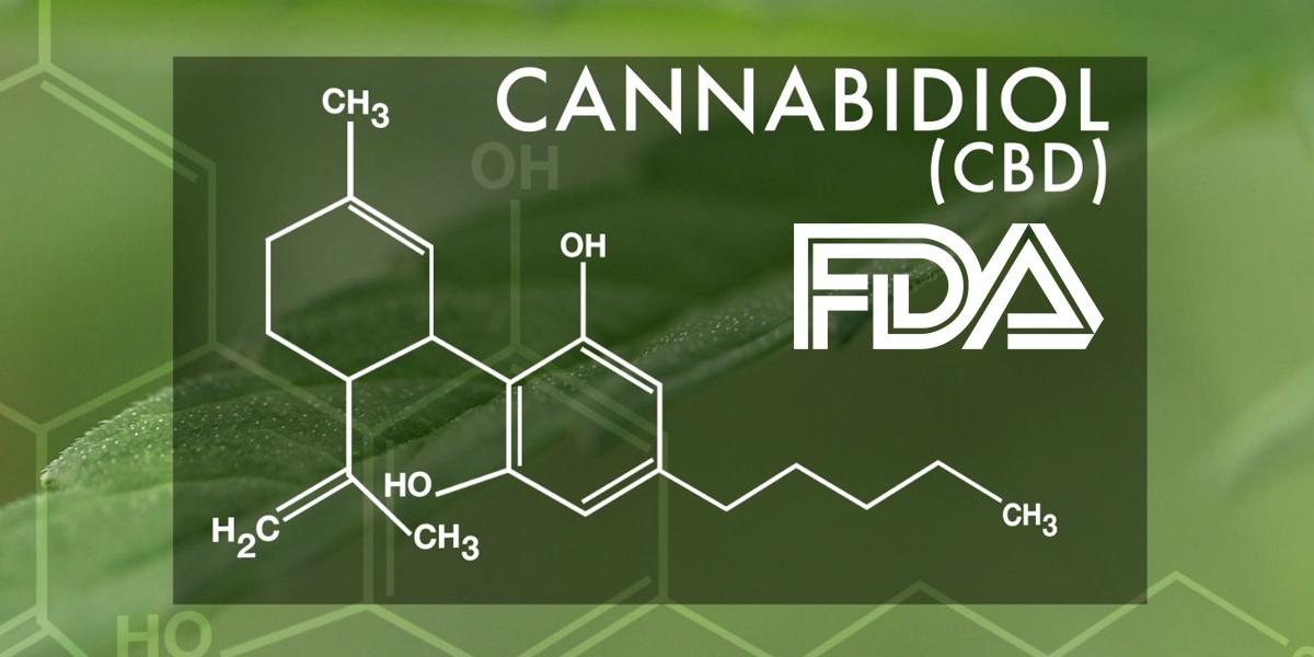 FDA ogłasza publiczne przesłuchanie dotyczące żywności CBD