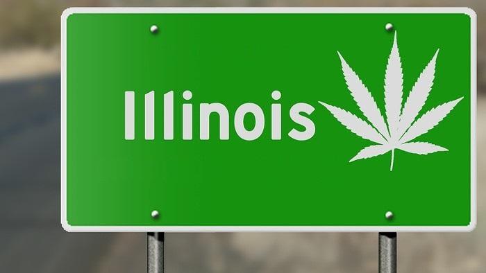Illinois kolejnym stanem legalizującym marihuanę rekreacyjną