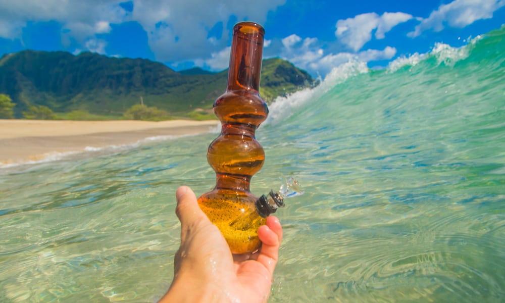 Hawaje dekryminalizują posiadanie marihuany