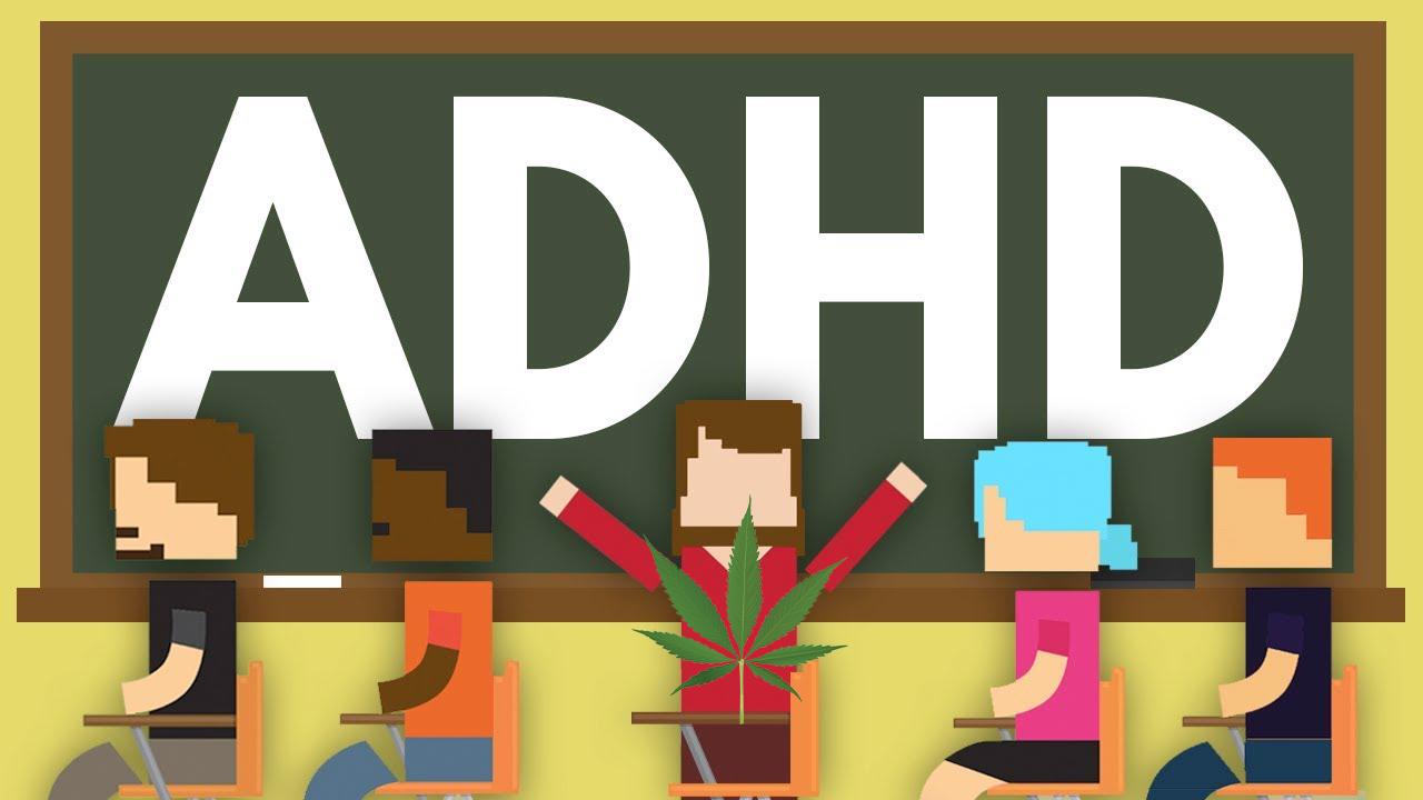 Jak CBD może leczyć ADHD?