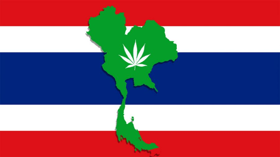 Tajlandia legalizuje uprawę marihuany