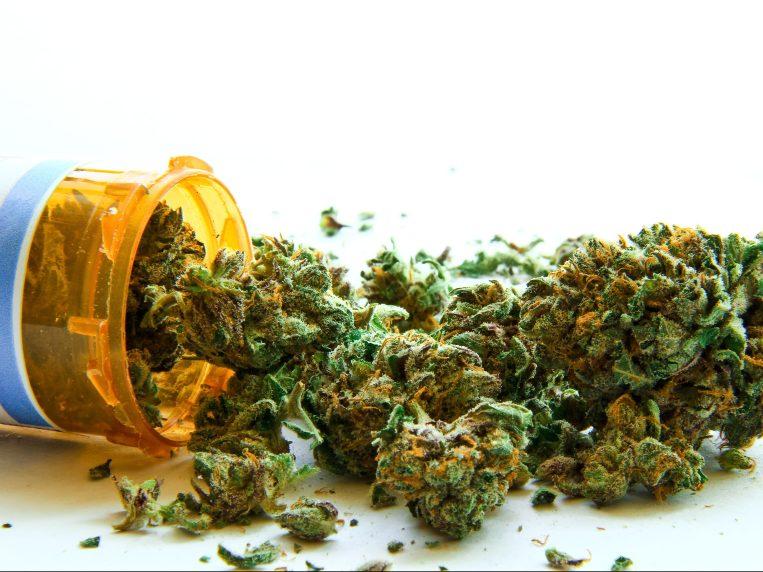 dostawy medycznej marihuany