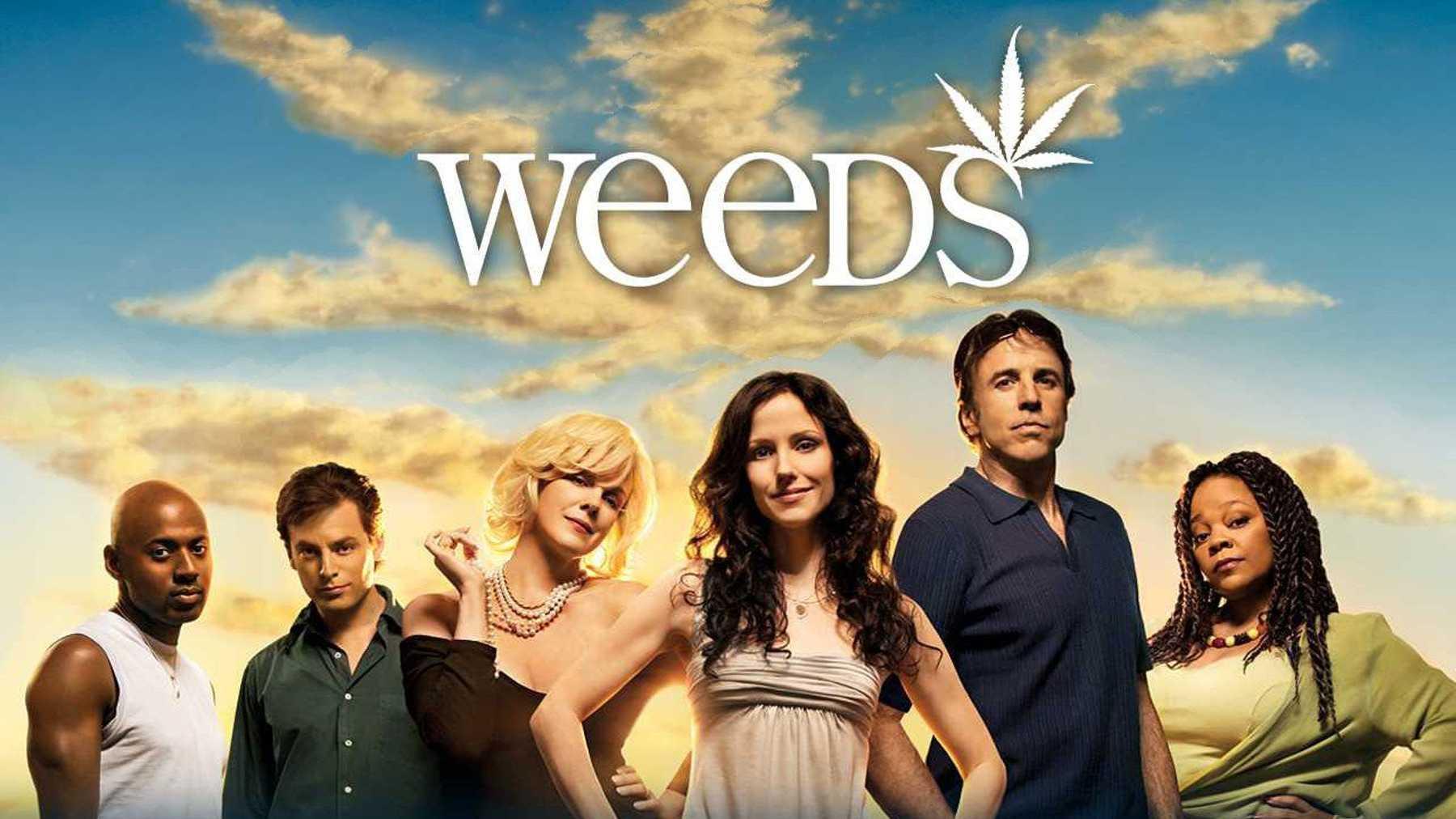 Serial Trawka (Weeds)