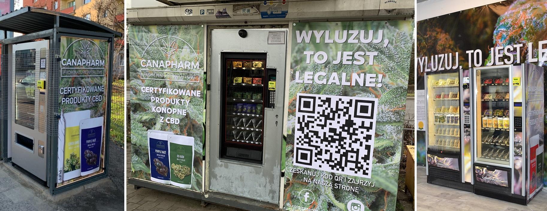 automaty w Gdańsku i Gdyni