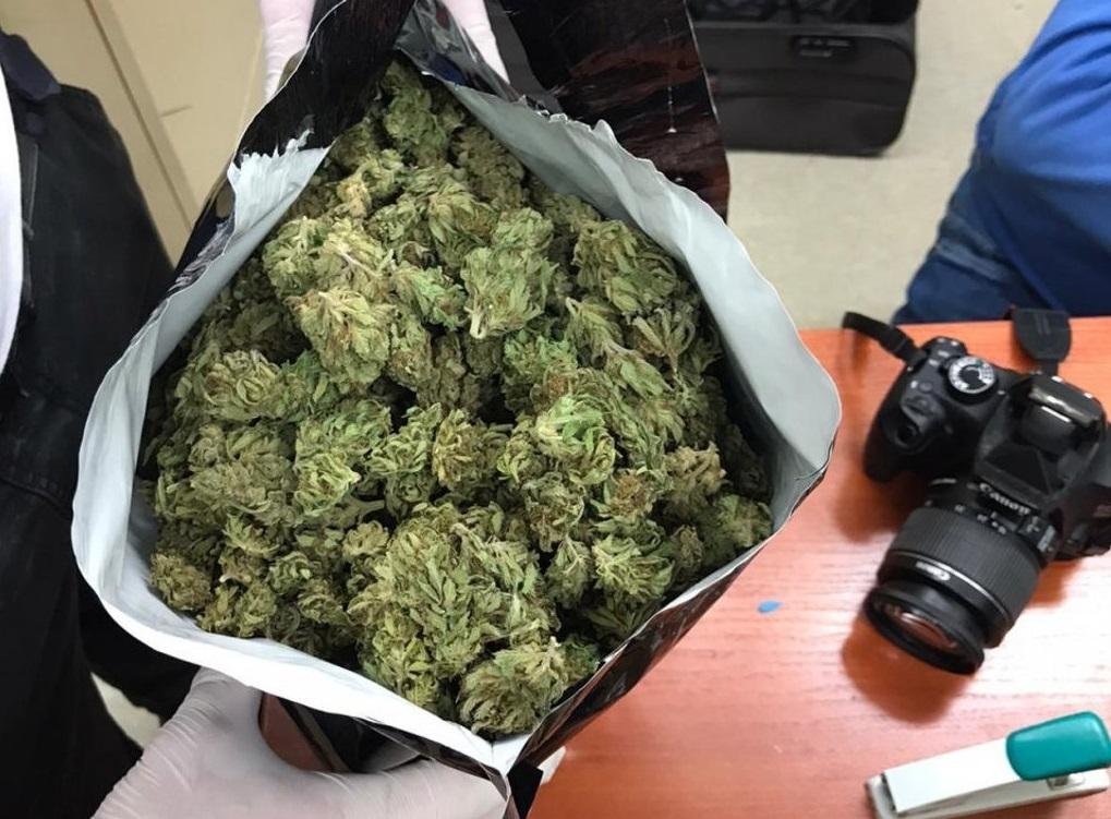 kilogramy marihuany