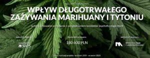 Wpływ długotrwałego używania marihuany