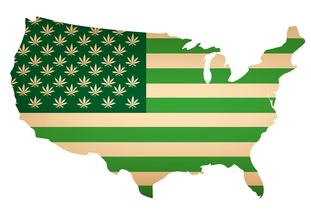stany zalegalizowały marihuanę