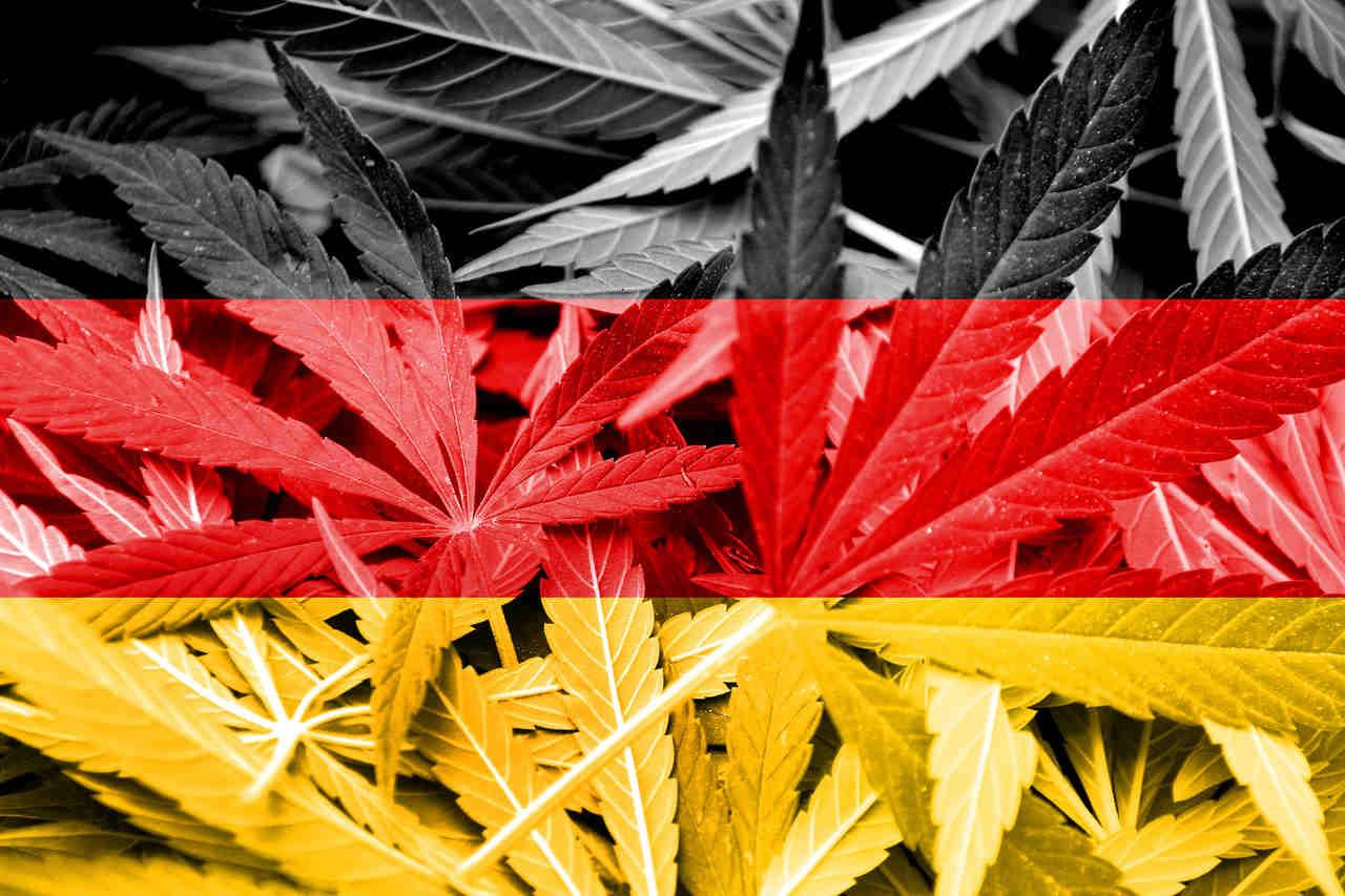 Niemcy wkrótce zalegalizują marihuanę