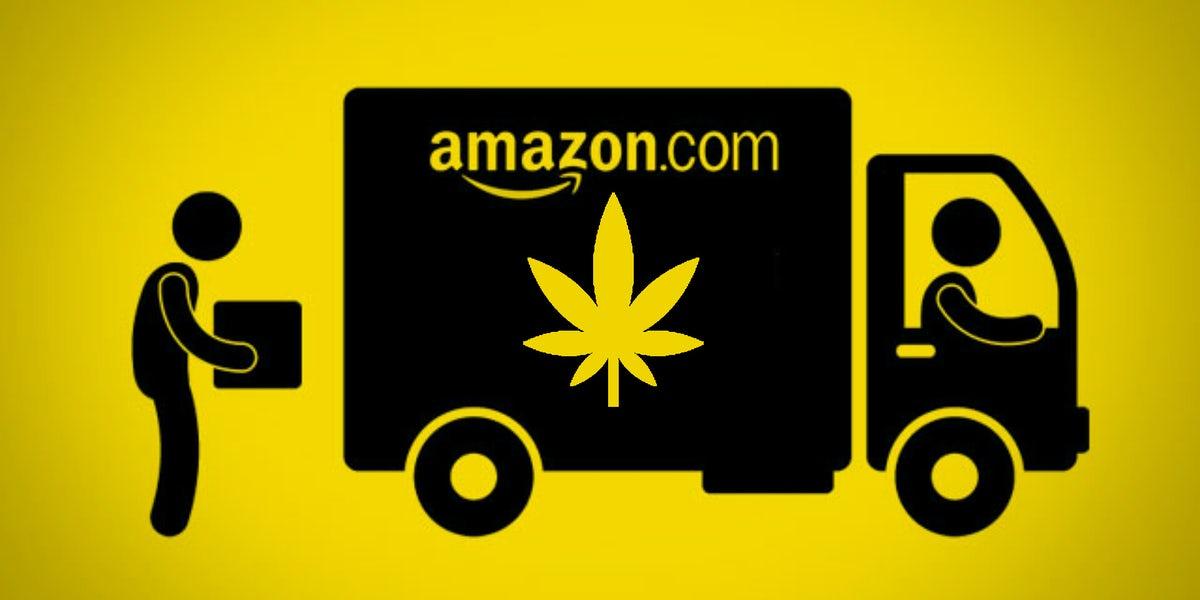 marihuana z amazona