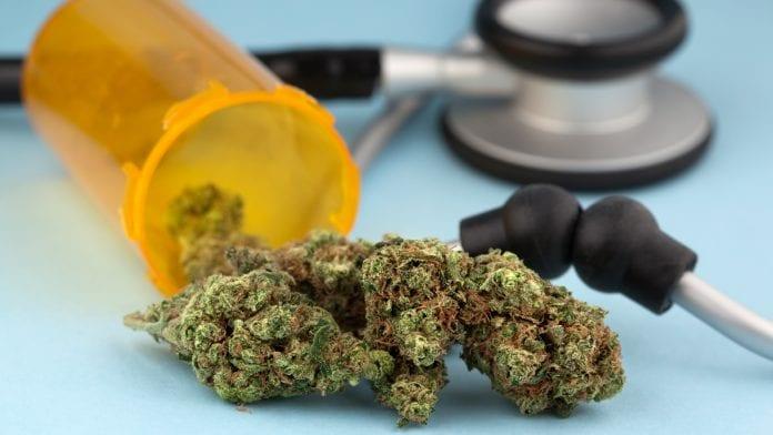 brakuje medycznej marihuany