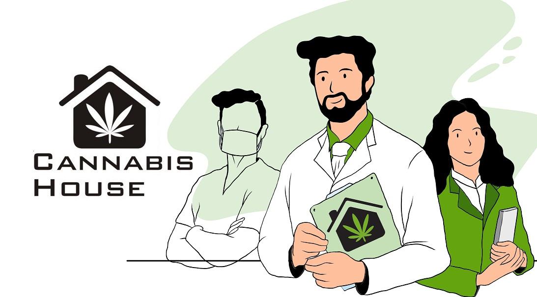 cannabis house